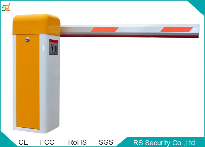 Electronic Security  Road Boom Barrier Gate For Access Control System