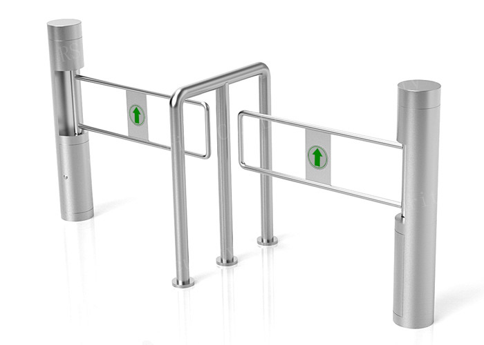 Wheelchair Smart Barrier , Free Access Control automatic systems turnstiles Gate