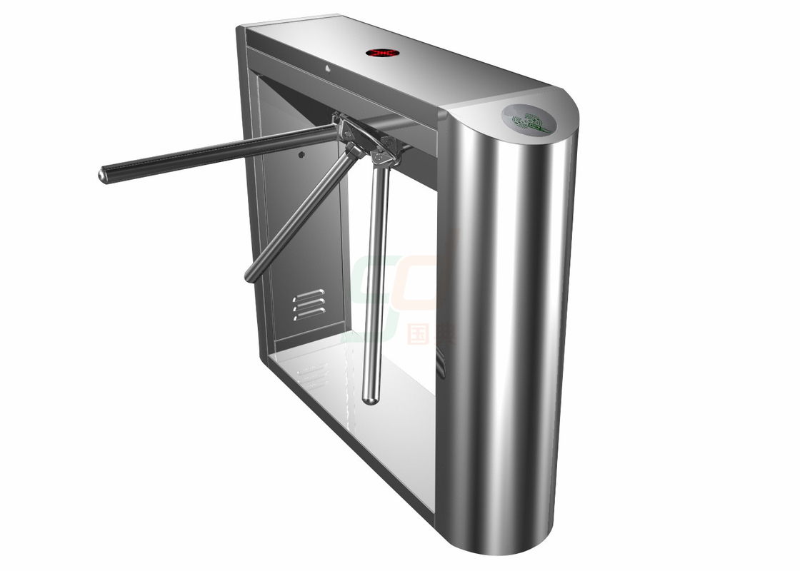 Motorised Bi Directional Tripod Turnstile Gate /Building Management System