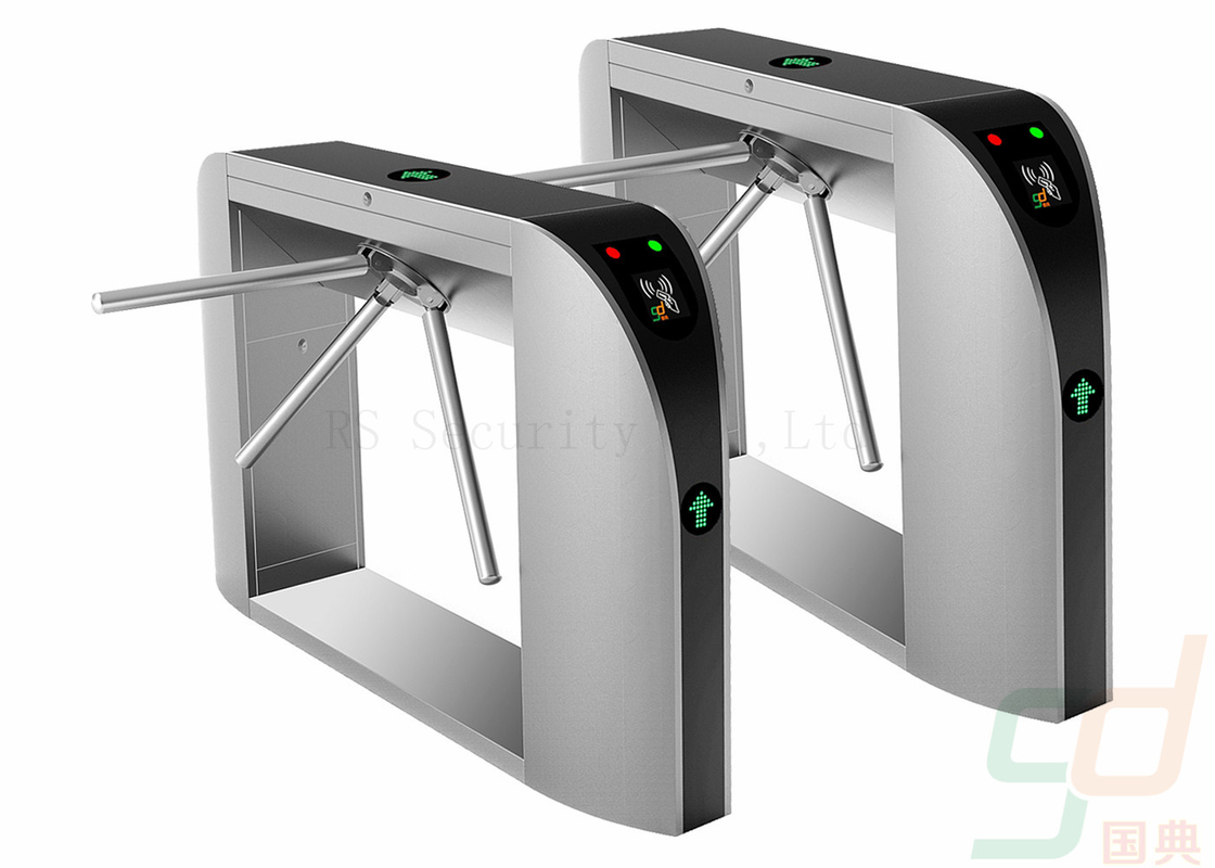Bridge Tripod Turnstile Secuirty Systems Arm Drop Barrier Turnstiles