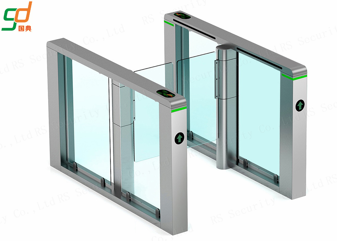 Deluxe Customized RFID Access Control OEM Swing Barrier Speed Gate