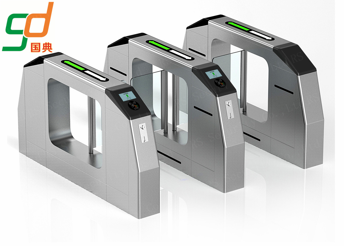 Bidirectional Automatic Turnstiles Access Control Swing Gate Turnstile