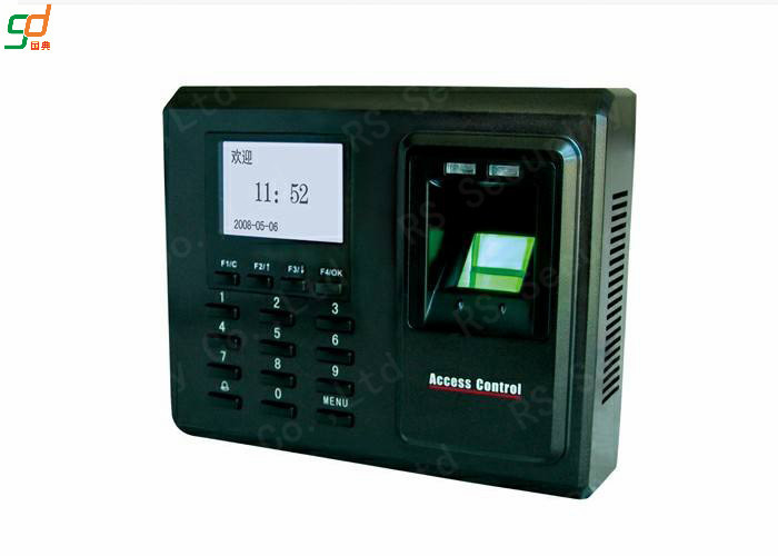 RFID Facial Identification  Door Access Controller DC12V Power HIGH Pass Speed