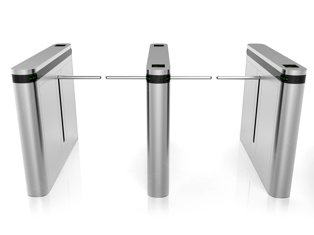 Well Design  Tri-pod Drop Arm Barrier Gate Available Waterproof Turnstile